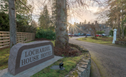 Perle Hotels acquires Lochardil House Hotel, Scotland