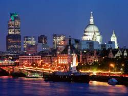 London hotels room rates rise