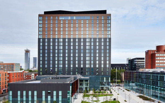 Hyatt Hotels signs for dual-branded property in Manchester
