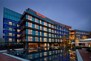 Shenzhen Marriott Executive Apartments open in China