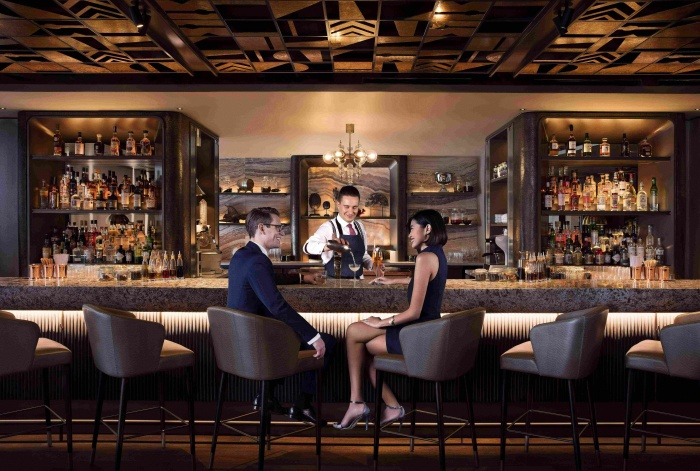 Mo Bar opens at Mandarin Oriental, Singapore