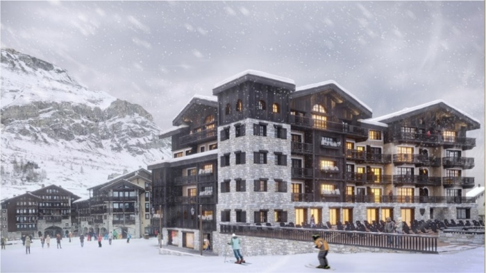 Mademoiselle Val d'Isère to open in December