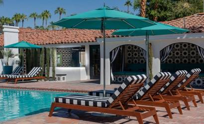 Villa Royale opens in Palm Springs, California