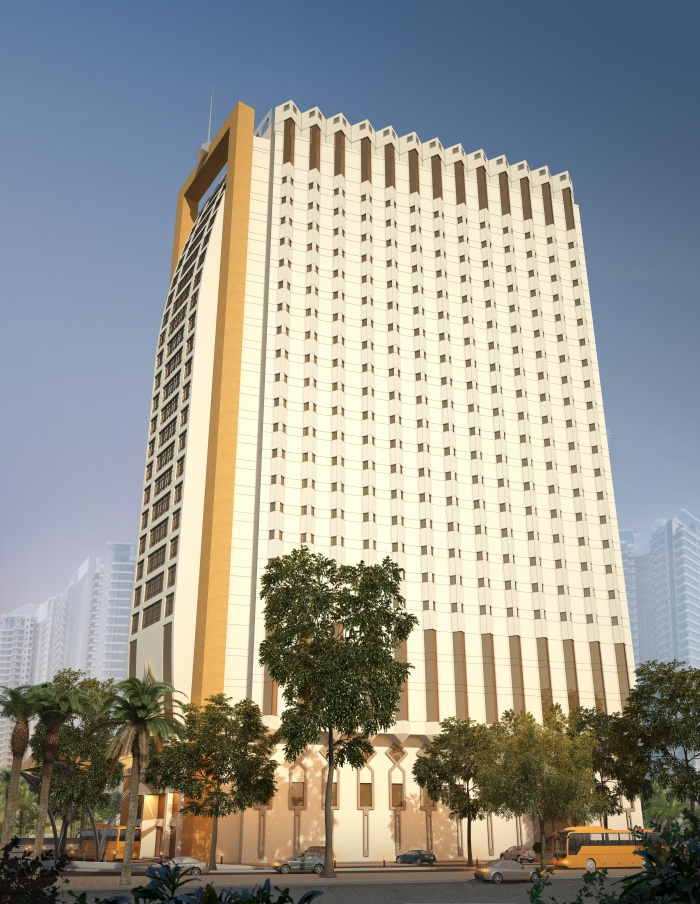 Makarem Sagryah Tower Hotel set to debut in 2020