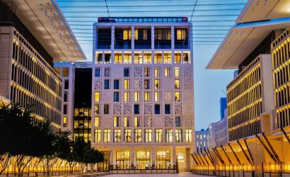 Mandarin Oriental, Doha, opens to first guests in Qatar