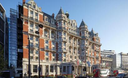Mandarin Oriental Hyde Park, London, to fully reopen in April following fire