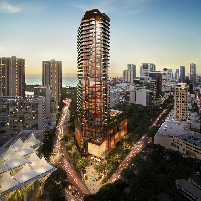 Mandarin Oriental unveils plans for Hawaii hotel