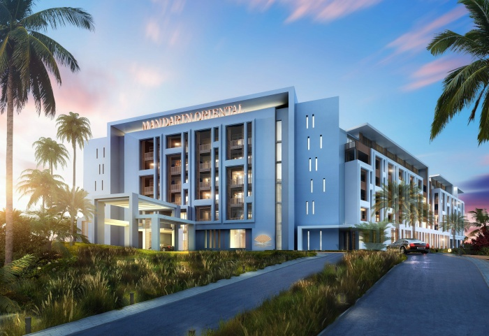 Mandarin Oriental signs on for Muscat, Oman, property