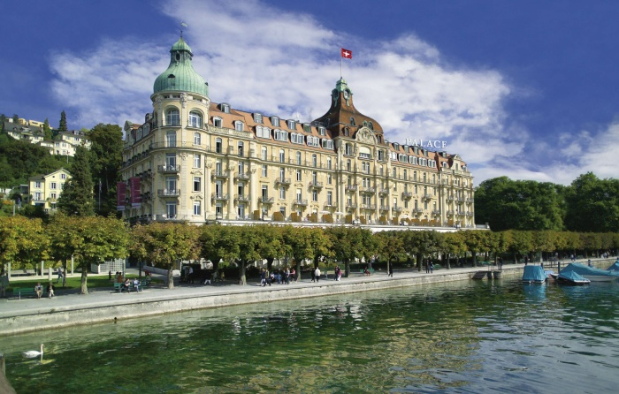 Mandarin Oriental Palace, Luzern to open in 2020