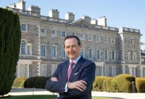 Mangan to lead Carton House, a Fairmont Managed Hotel