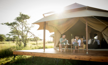 Mantis Group adds first Serengeti experience