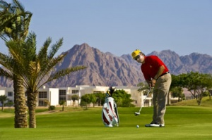 Business & golfing pleasure at Maritim Jolie Ville Golf & Resort