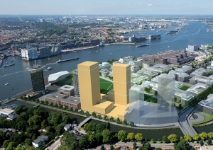 Maritim Hotel Amsterdam set for 2018 opening