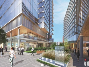 Marriott signs on for $600m Bethesda headquarters