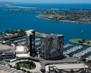 San Diego Marriott Marquis & Marina prepares for opening