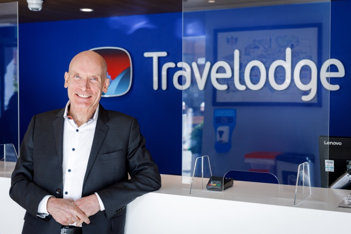 Robinson appointed chairman of Travelodge