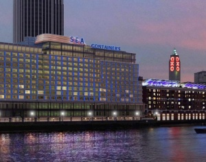 Mondrian London at Sea Containers opens to guests