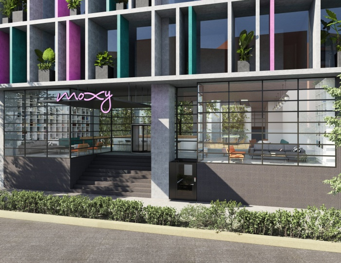 Moxy Mexico City slated for 2022 opening