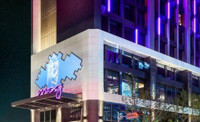 Moxy Taichung takes brand into Taiwan
