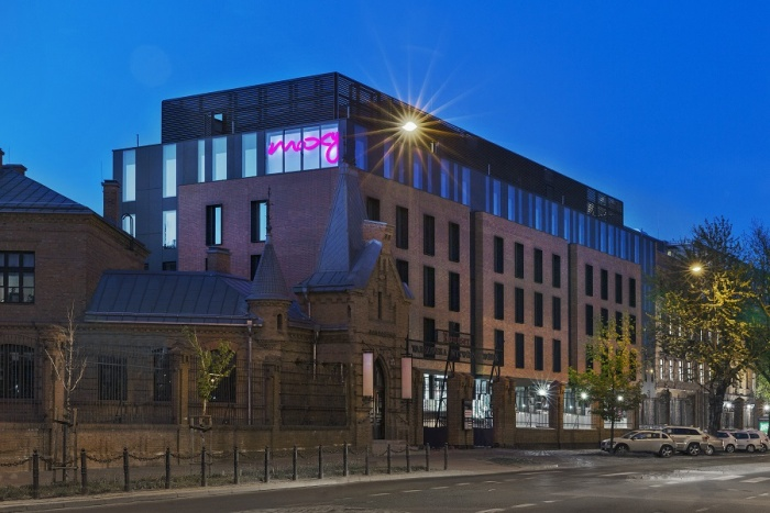 Moxy Warsaw Praga moves into former vodka factor in Poland