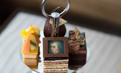 Armani Hotel Dubai launches Mozart-inspired afternoon tea