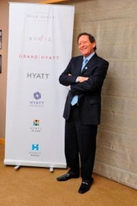 Hyatt celebrates 30 year milestone in India