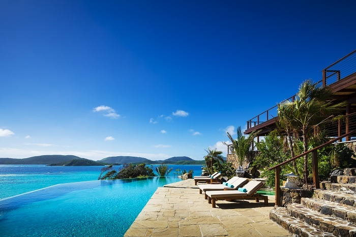 Necker Island returns to market in Caribbean
