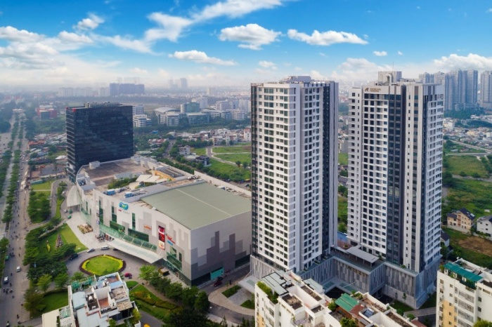 Oakwood Residence Saigon to debut next month