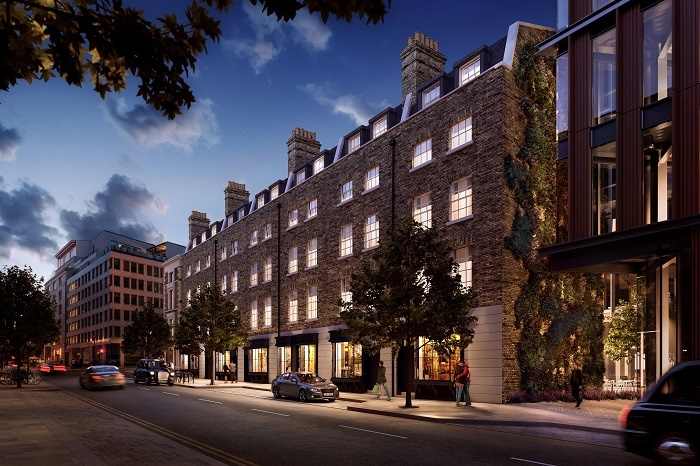 One Crown Place to launch new luxury Georgian hotel in 2020