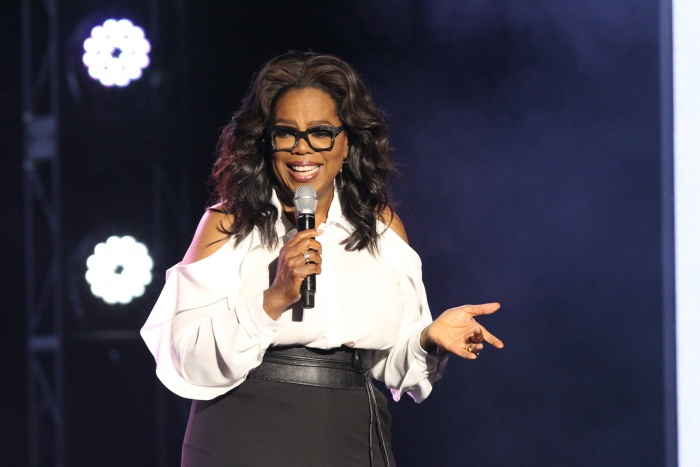 Holland American Line appoints Winfrey as godmother to Nieuw Statendam