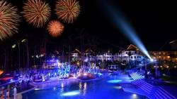 Fireworks and acrobats as Outrigger opens in style in Phuket