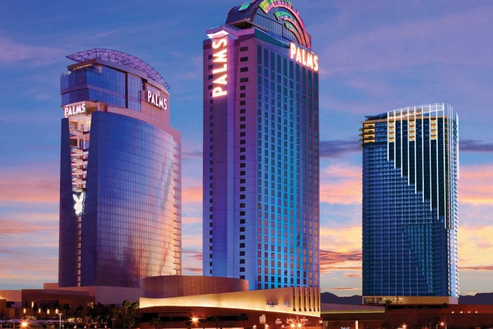 Palms Casino Resort prepares to unveil extensive overhaul