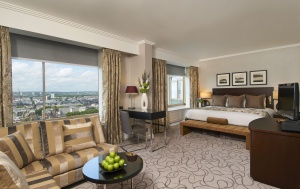 London Hilton Park Lane launches latest luxury suite