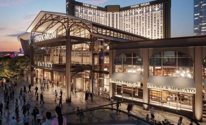 Park MGM opens on Las Vegas Strip