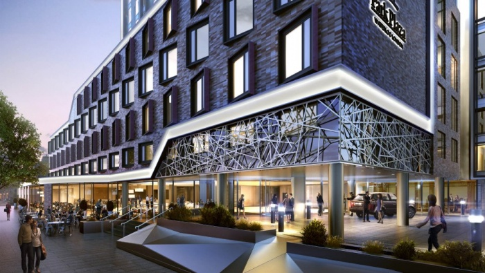 News: Park Plaza London Waterloo welcomes first guests