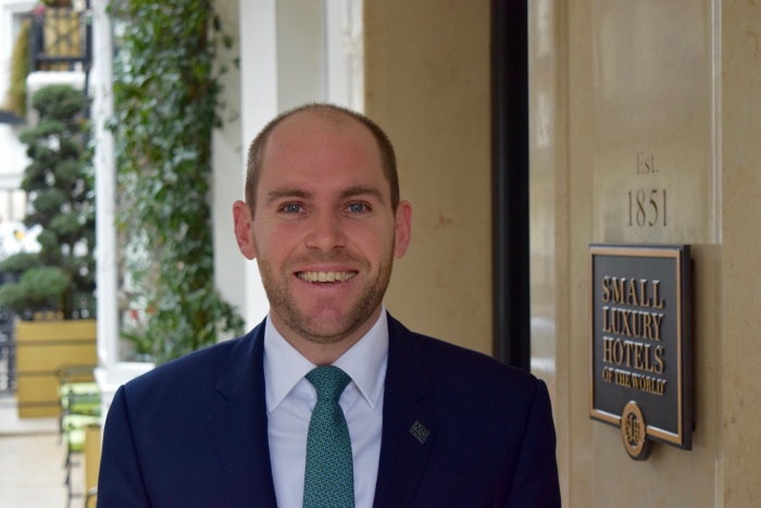 Rafferty steps up as hotel manager with Flemings Mayfair