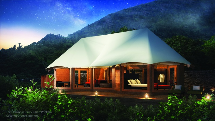 Pavilions Himalayas Lake View to open in Nepal