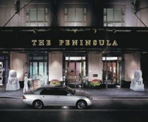 Peninsula Hotels plans Asian expansion