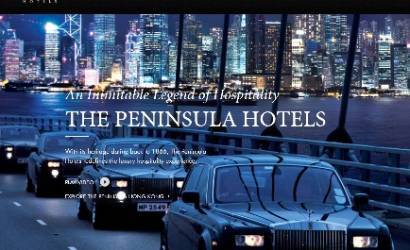 The Peninsula Hotels introduces new interactive website
