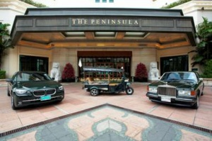 Peninsula Bangkok introduces Tuk Tuk to luxury fleet