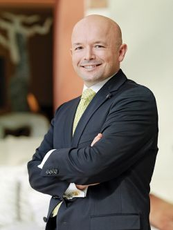 Breaking Travel News interview: Pep Lozano, general manager, Ritz-Carlton Abu Dhabi, Grand Canal