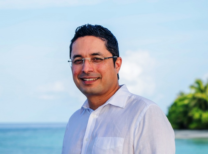 Kumar takes over leadership of Park Hyatt Maldives Hadahaa