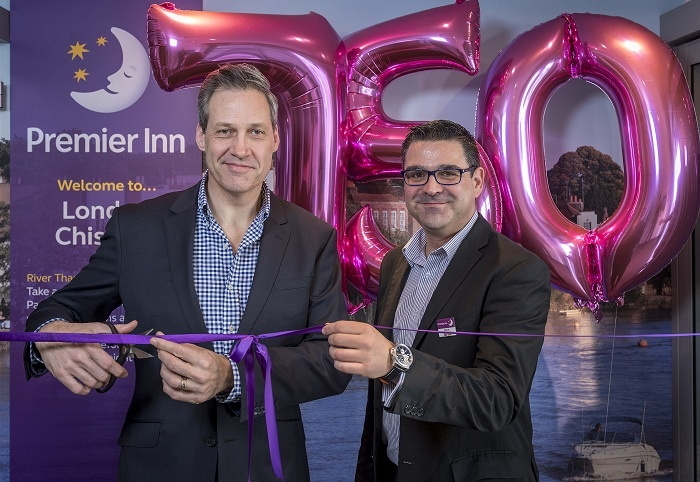 Premier Inn reaches 750 property milestone with Chiswick opening