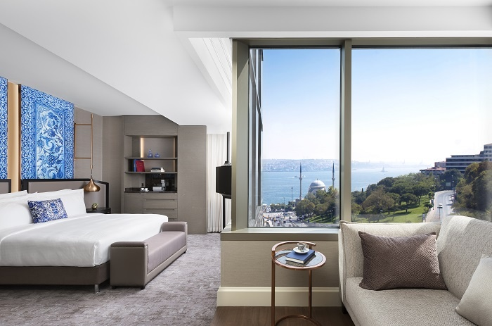 The Ritz-Carlton, Istanbul, completes extensive overhaul