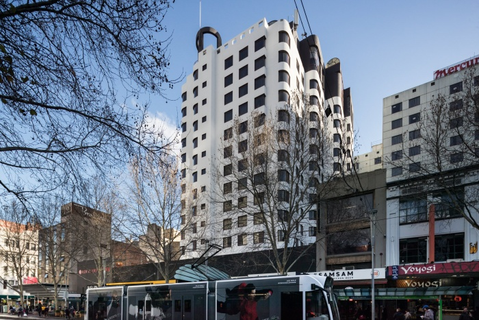 Pullman Melbourne on Swanston opens in Australia