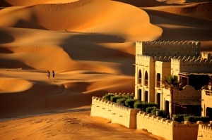 Qasr Al Sarab Desert Resort by Anantara wins green approval