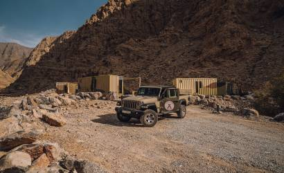 Bear Grylls Explorers Camp opens in Ras Al Khaimah