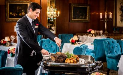 Breaking Travel News investigates: The English Grill at Rubens at the Palace
