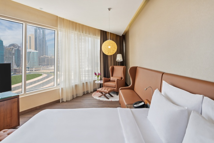 Radisson Blu Hotel, Dubai Canal View welcomes first guests