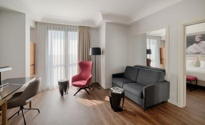 Radisson Blu Hotel, Milan reopens with fresh new look